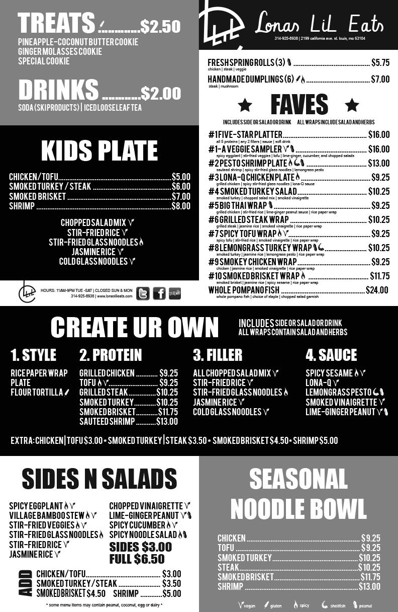 LONAS Dine_In Carry_Out Menu December 2017